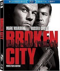 "Post image for Win Wahlberg and Crowe's ""Broken City"" on Blu-ray!"