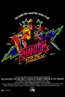 Post image for Film School presents 'Phantom of the Paradise'