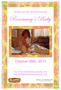 Post image for Film School presents 'Rosemary's Baby'