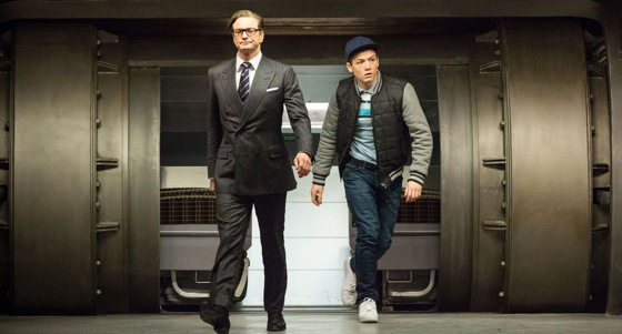 Post image for 'Kingsman' Kills (Mostly)