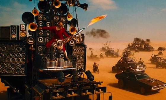 Post image for 'Mad Max: Fury Road' Takes Action Lunacy to a New level