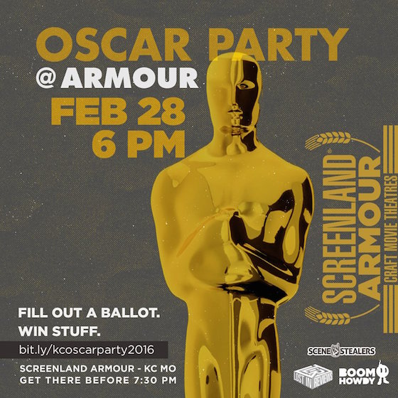 Post image for KC Oscar Party 2016