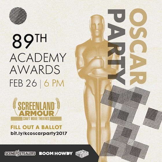 Post image for KC Oscar Party 2017