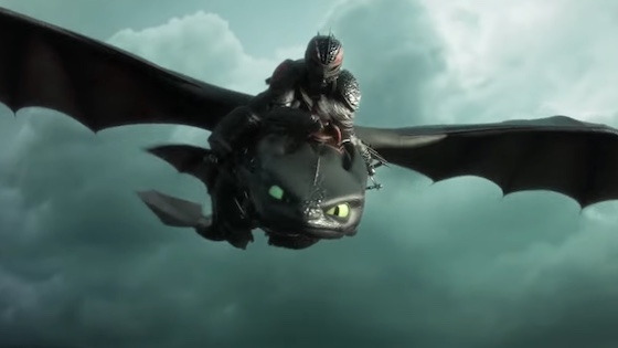 Post image for 'Hidden World' a fitting end to 'How to Train Your Dragon' trilogy