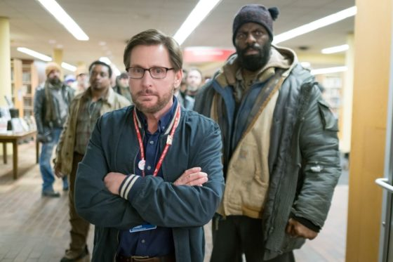 Post image for 'The Public' Strands a Fine Cast in Stacks of Clichés