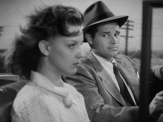 Post image for Criterion Blu-ray Gives Poverty Row Noir 'Detour' the Treatment it Deserves