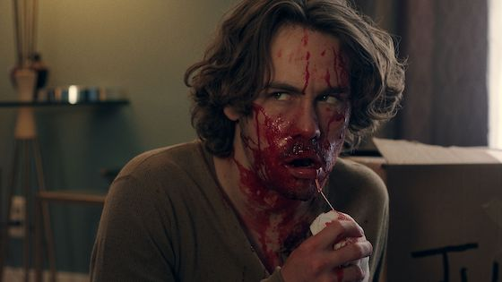 Post image for Interview: Munro Chambers from black horror comedy 'Harpoon'