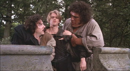 princess bride movie review top ten Melin Warnock scene stealers romance comedy pirates