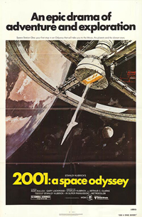 Post image for #15 2001: A Space Odyssey (1968)
